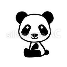 パンダの人形