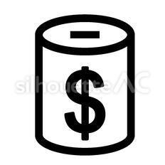 貯金箱(ドル)
