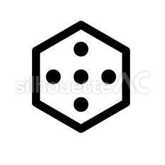 六角マーク