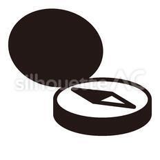 磁針 サイト 方位 縫い針で磁石方位知る :