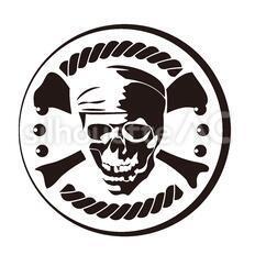 海賊マーク