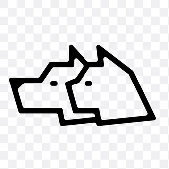 Dog's profile