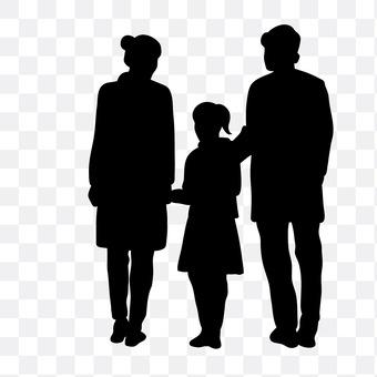 Three family