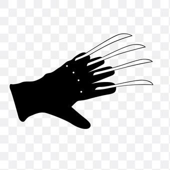 Hand hook