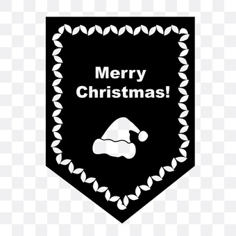 圣诞节标签