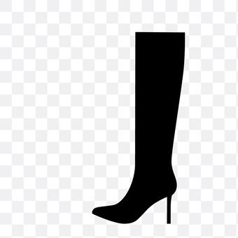 Ni-knee boots