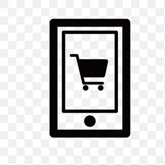 Cart screen