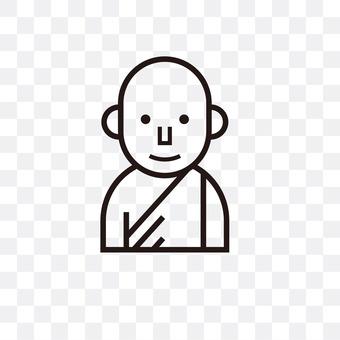Practice monk