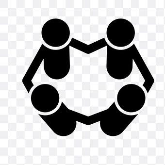 Group of 4 people