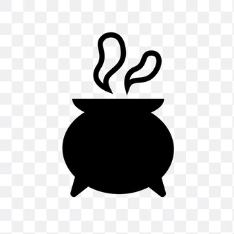 A witch's kettle