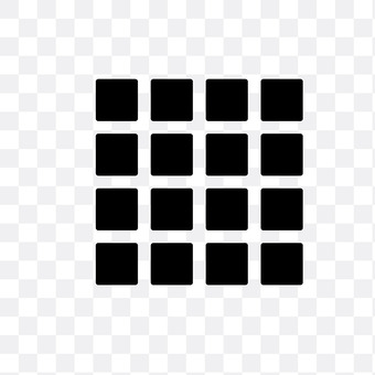 The squares of the graph