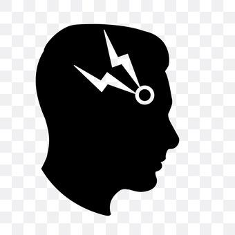 Men with migraine