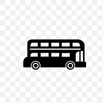 Two-storey bus