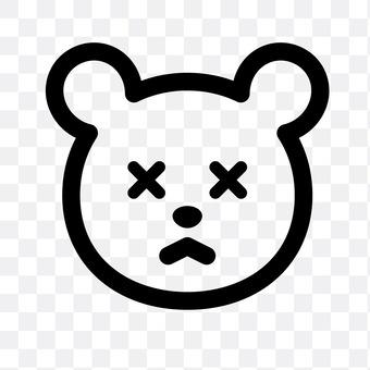 熊(跛行)