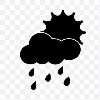 多雲有時有雨
