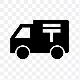 Post office car