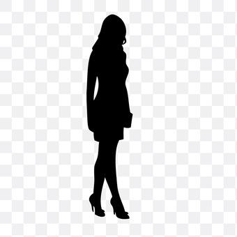 스커트 여성 4