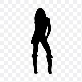 섹시한 여자 3