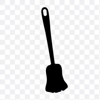 A spatula