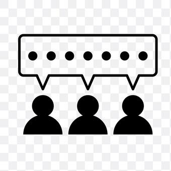 3 conversations