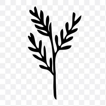 나뭇 가지