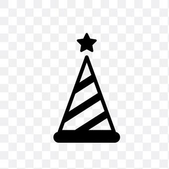 Triangular hat