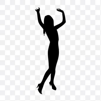 舞者女子1