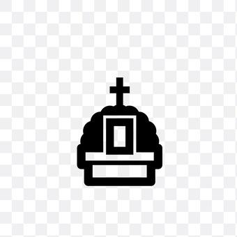 Christian altar