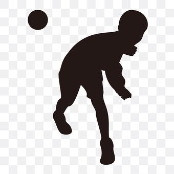 throw a ball