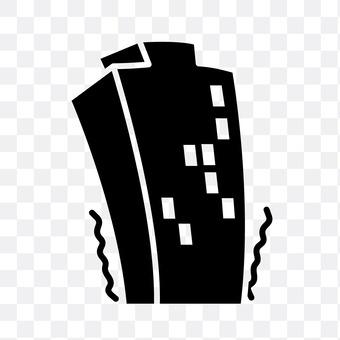 Building earthquake