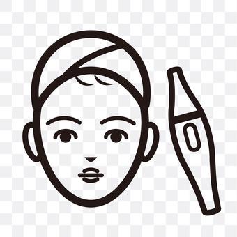 Face depilation