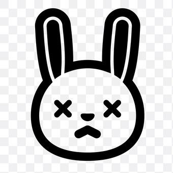 兔子(跛行)