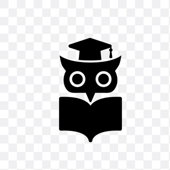 Book and owl