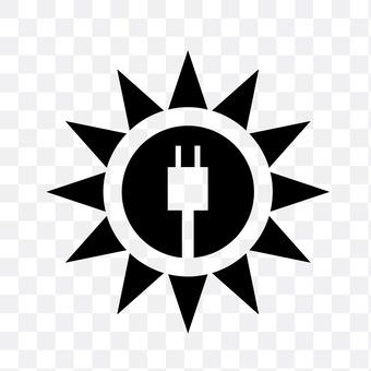 Sun and plug