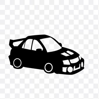 Four wheel drive mini