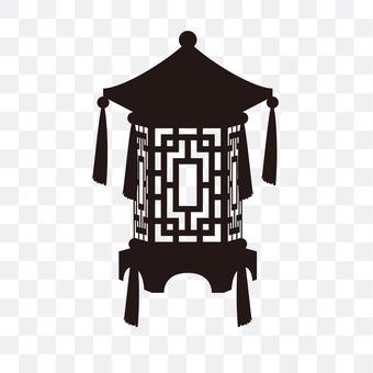 Palace lanterns
