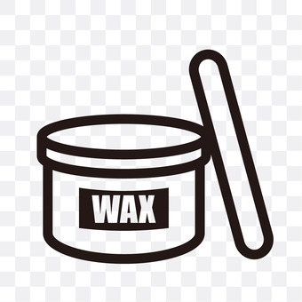 Depilatory wax