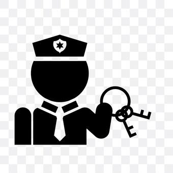 Criminal officer