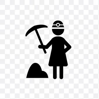 Construction site women