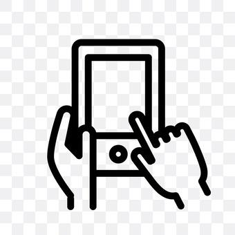 智能手机操作