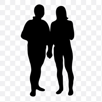 Couples holding hands 13