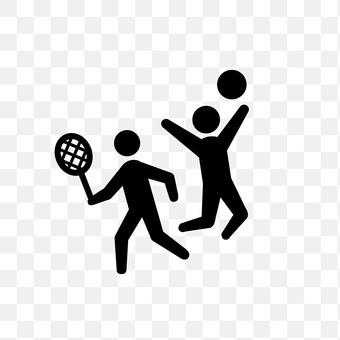 网球和排球