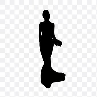 Women in the dress