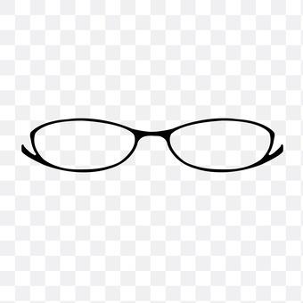 Unframed glasses