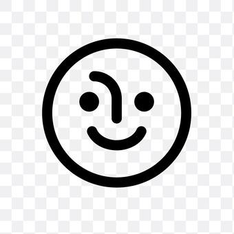 A smile
