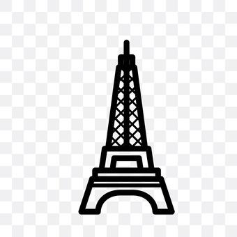 埃菲尔铁塔观景台