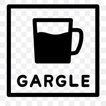 Gargle card