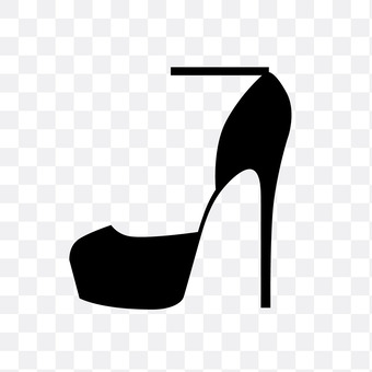 Pin-heeled sandals