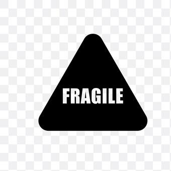 FRAGILE mark