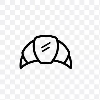 新月形面包